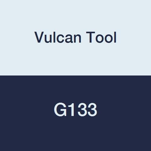 Vulcan Tool G133 Bull Point, Hex Shank/Round Collar, 144''