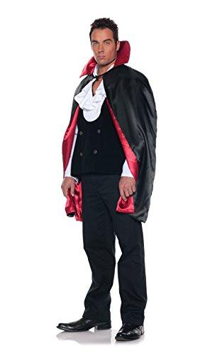 (Underwraps Costumes  Men's Reversible Vampire Magician Cape - 44