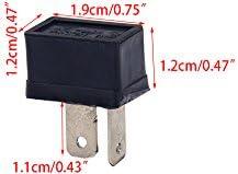 Silizium-Gleichrichterdiode S3H-02 passend f/ür Honda TRX500FA Vorarbeiter Rubicon 2001-2004 31700-124-008