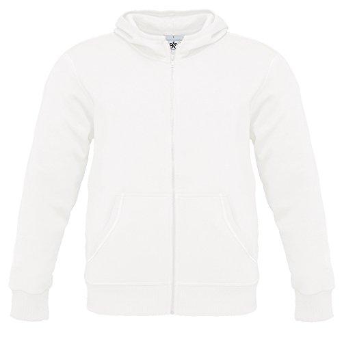 B&C Collection Monster/men Bianco bianco