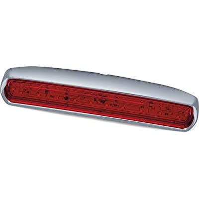 Kuryakyn 6706 Motorcycle Lighting Accessory: Tour-Pak Lid Light, Rear LED Running/Turn Signal/Blinker/Brake Lights for 2014-19 Harley-Davidson Motorcycles, Chrome: Automotive