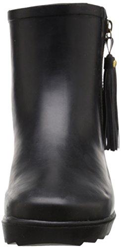 Women's Tribal Ankle Boot Side Zip Black Rain Chooka PdtxqAnw