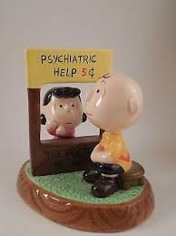 Peanuts Collections 50th Celebration Figure - Lucy Doctor Is In
