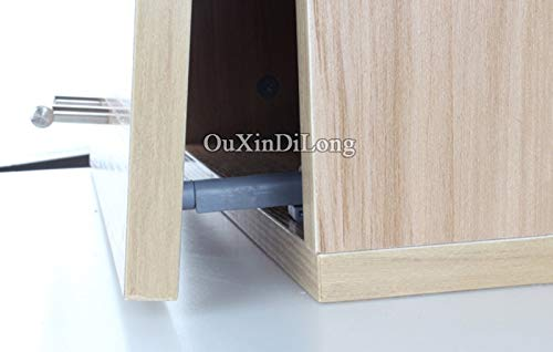 10PCS Drawer Catch System Soft Close Push Open System Damper Buffer For Cabinet Door by Kasuki (Image #5)