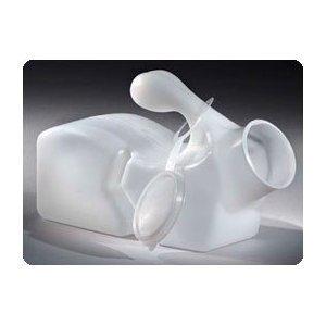 Baffle Spill-Proof Male Urinal - Model 559396 by Sammons Preston