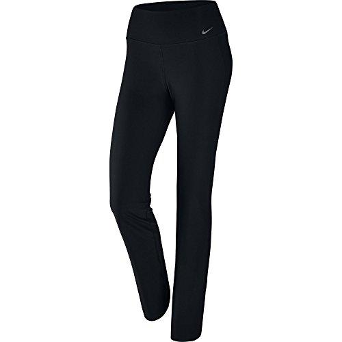 NIKE Women's Power Training Pants, Black/Cool Grey, Medium