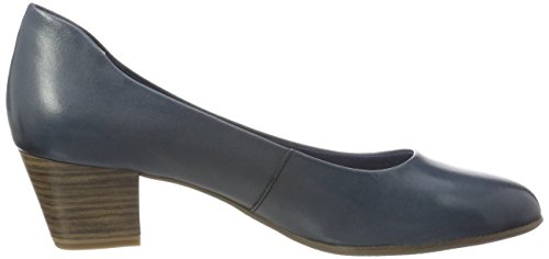 Tacco con Navy Scarpe Donna Blu Tamaris 22302 Etpq7