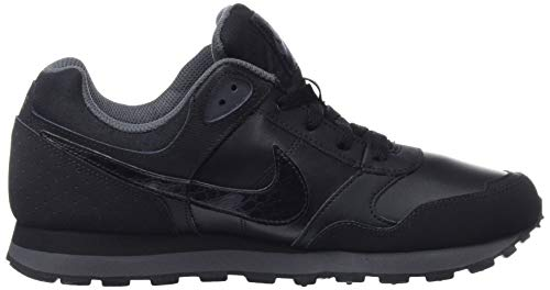 dark Jungen Black Schwarz 002 Sneaker Grey GS Black Nike Md Runner Fd8C0qqg