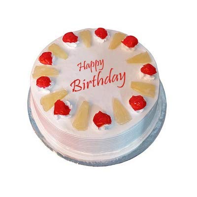 80 ROSE GARDEN Special Pineapple Cake for Birthday , Anniversary - 500 Grams (B07Y9NXRMT) Amazon Price History, Amazon Price Tracker