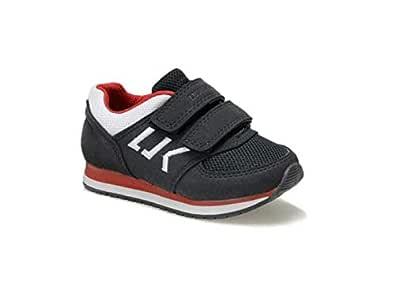 Lumberjack Erkek Çocuk Run Sneaker 100409650, Lacivert, 27
