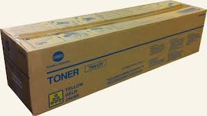 Konica Yellow Toner - 6