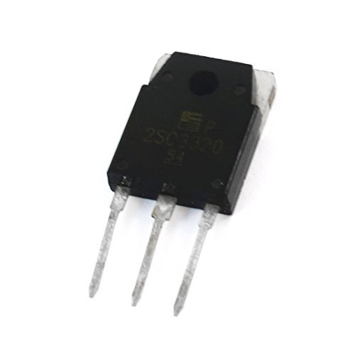 2SC3320 500V 15A haute vitesse de commutation du silicium NPN Transistor DealMux DLM-B00EZ8DY9C