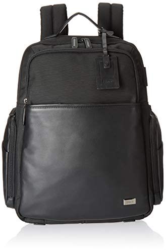 Bric's Monza Large Laptop|Tablet Business Backpack Black, One Size