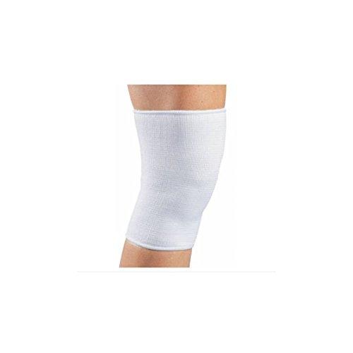 DJO ProCare Elastic Knee Support Closed Patella White Large
