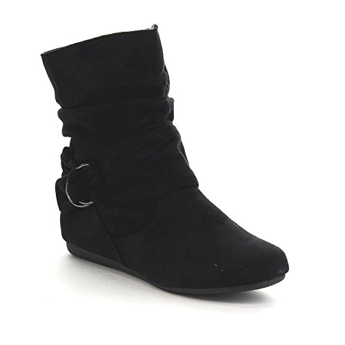 Womens Fashion Zipper Slouch Ankle product image