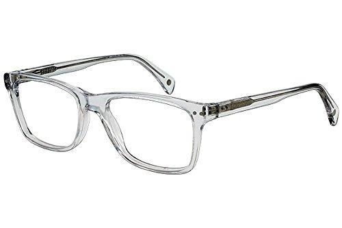 Tuscany Men's Eyeglasses 601 11 Crystal Full Rim Optical Frame - Frames Optical Brands