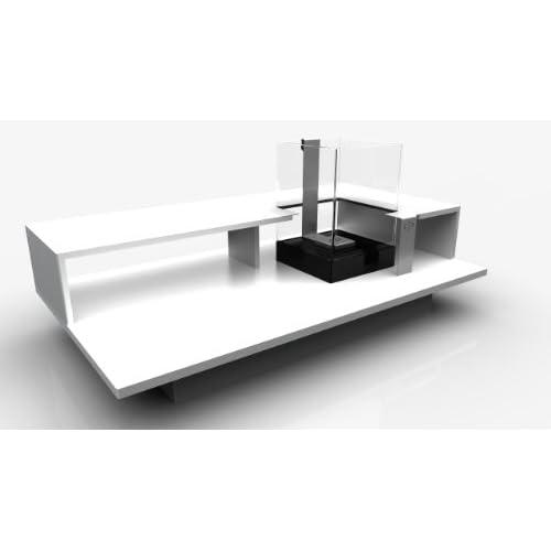 Decorpro Level Coffee Table, White