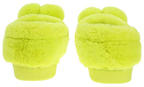 UIESUN Cute Frog Unisex Toddler Kids Slippers Shoes for Boys Girls House Slipper Green 16/17 by UIESUN (Image #3)