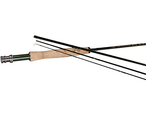 TempleFork Outfitters: BVK Series Fly Rod 490-4 ((9', 4wt, (Series 1 Fly Rods)