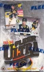 1993 94 Fleer Ultra Series 1 Hockey Cards Unopened Hobby Box (Cards Fleer Hockey Ultra Hobby)