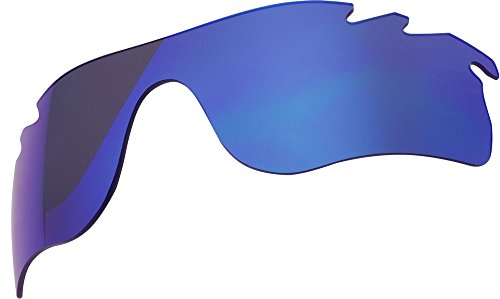 Zero Replacement Lenses For Oakley Radarlock Path Sunglasses Blue Mirror - Sunglasses Brands Japanese