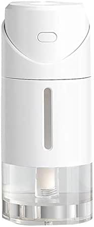 DWhui Air humidifier Home Mute Small Bedroom USB Pregnant Women Mini Wireless Office Desktop Large Capacity Spray face Aromatherapy Essential Oil Charge