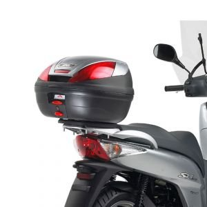 Givi Top Case Monolock scooter trunk mounting kit for Honda SH 125, 150 05-08 (Top Case Scooter)