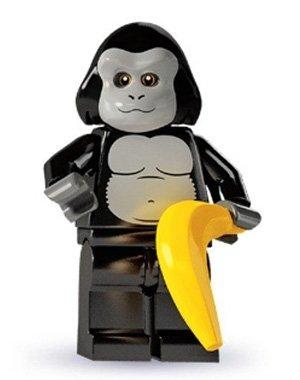 (LEGO Minifigure Collection Series 3 : Gorilla Suit Guy -)