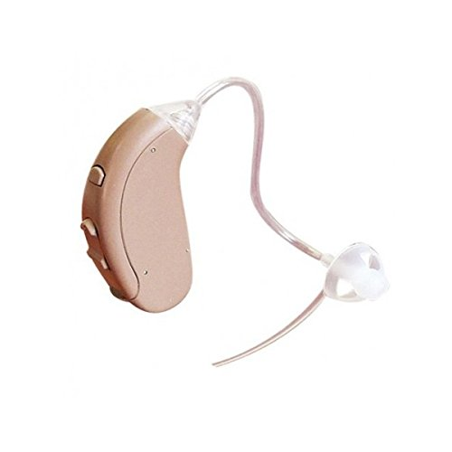 Audioactive Hearing Digital Amplifier Sound Very Small BTE Open fit