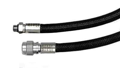 "Miflex 29"" Low Pressure Braided BCD Inflator Hose"