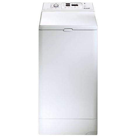 Brandt WTD6384K Independiente Carga superior B Blanco lavadora - Lavadora-secadora (Carga superior, Independiente, Blanco, Arriba, LCD, Acero ...
