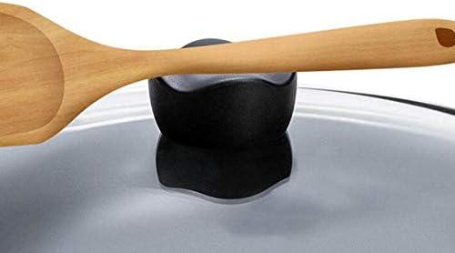 ウォックパンノンストップパンフライパン28cmキャリバーガス誘導クッカー GMING (Color : Brown, Size : 28cm in diameter)