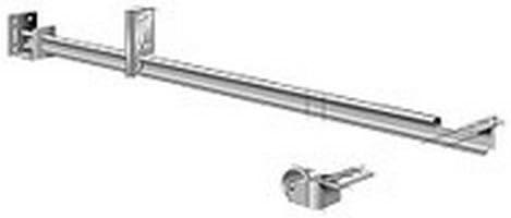 Knape /& Vogt 1175P ZC 24 Single Track Drawer Slide