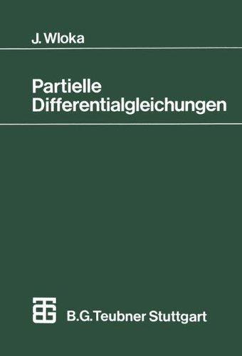 Partielle Differentialgleichungen (Mathematische Leitfäden)