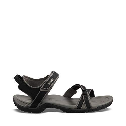 Teva Women's Verra Sandal, Black, 8.5 M US
