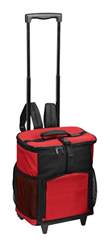 TravelWell Rolling Shuttle Convertible Backpack product image