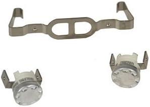 Whirlpool 4812259286 - Kit de 2 termostatos para secadora Whirlpool