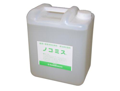 抗菌洗浄剤 ノコミス 5kg B001IF5VPA