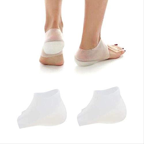 LUOEM Chaussures Talon Silicone Gel Auto-Adh/ésif Talon Inserts Semelles Set Coussin Doublure Protecteur 5 Pcs