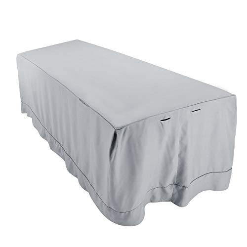 Customized Massage Mattress Bed Sheet/Mattress Protector Suitable for Thickening Massage Mattress Fashion Comfort Minimalism Style (Grey)