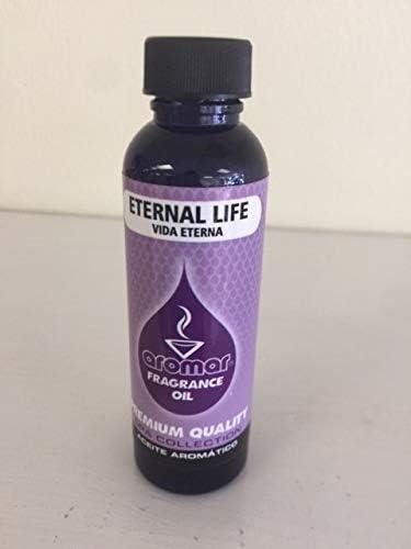 Aromar Eternal Life Aromatic Burning Oil (2.2 Oz Bottle)