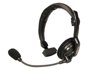 Heil Pro-micro Singleheadset W/hc-6. -3db Points Are Fixed At 100hz and 12khz with Sensitivity Of-57db At 600ohms Output Impedance (Centered At 1 Khz.)designed for Commercial Broadcast Applications For Sale