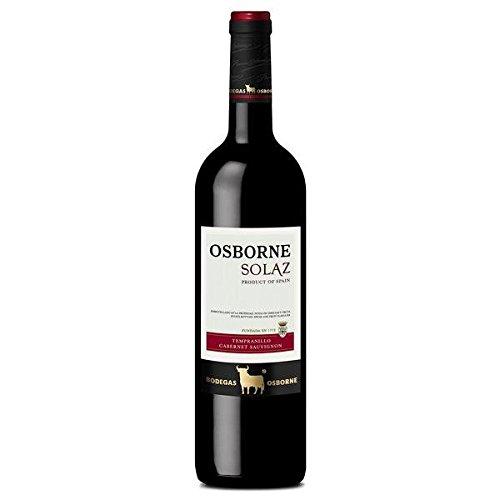 Osborne Solaz Tempranillo/Cabernet Sauvignon 2013/2014 Trocken (6 x 750 l)