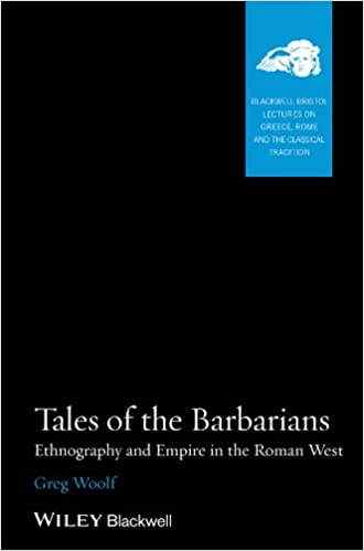 tales of the barbarians woolf greg