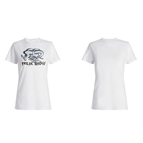 Böse Joker kühles Geschöpf lustiges Geschenk Damen T-shirt d621f