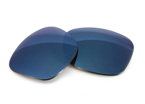 FUSE+ Lenses for Maui Jim Front Street MJ-431 Midnight Blue Mirror - Front Maui Street