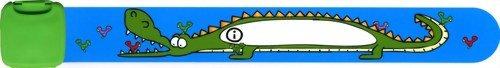 Infoband Child Safety Wristband Crocodile product image