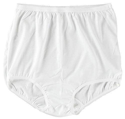 (Caroler Briefs #625 WHITE 7 )