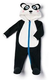 Adorable Halloween Styles from Avon's Tiny Tillia Panda (6-9 months Infant) -
