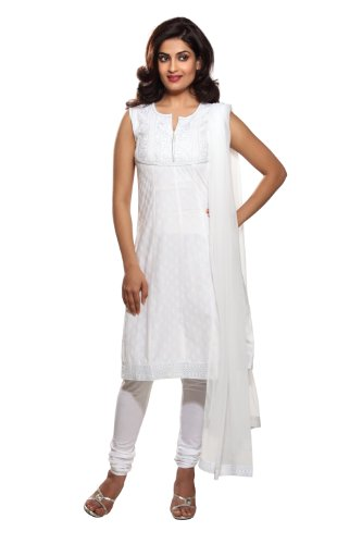 In-Sattva-Colors-Womens-Indian-Salwar-Kameez-Set-Medium-White